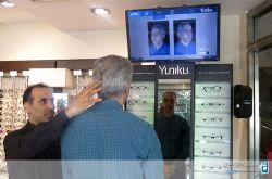 دستگاه شخصی سازی عینک (اندازی گیری و فیتینگ)