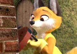 انیمیشن کوتاه قلم مو: افسانه یک روباه  www.filimo.com/m/LgM60
