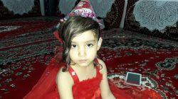 تولد ۴ سالگی دخترم ثنا