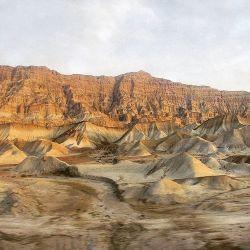 کوه های مریخی بندرعباس
