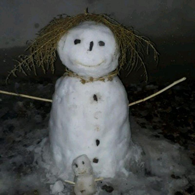 برف فردوس..