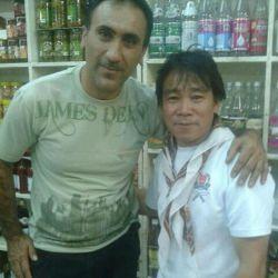 با جکی جان در بحرین ..منامه20018