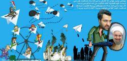 باتوجه به مشخص شدن نقش تلهگرام در عملیات تروریستی اهواز، خانوادههای داغدیدهٔ شهدا و جانبازان و آسیبدیدگان و جمعی از مردم اهواز از پدر تلگرام یعنی #جهرمی، وزیر فعلی ارتباطات بهخاطر ایجاد بستر امن برای تروریستها شکایت کردند که در جواب آنها #روحانی گفت: شکایت کنید کجا میخواهید ببرید؟ کجا را دارید ببرید؟  (خنده حضار) وزیر ارتباطات هم فرمودند:  وقت سرخاراندن برای پرداختن به موضوعات حاشیهای (امنیت مردم) را ندارم  #نهضت_روشنگری