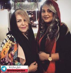 خانم محمدی و دخترشون