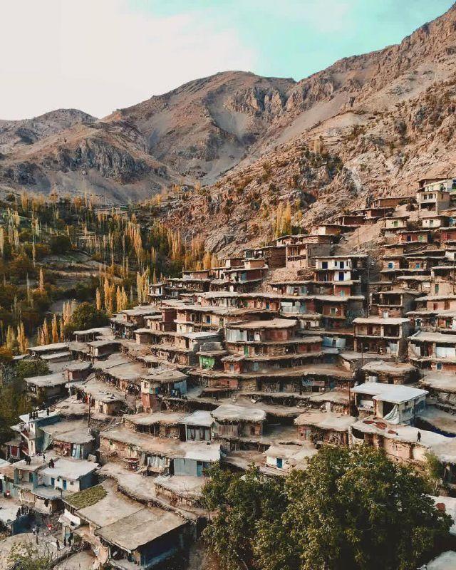 روستای سرآقا سید، چهارمحال و بختیاری، کوهرنگ