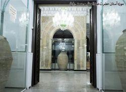 موزه آستان مقدس حضرت عبدالعظیم(ع)   این موزه در فضایی به مساحت 3000 مترمربع و در دو طبقه در مجاورت ساختمان تولیت آستان، آثار و گنجینههای ارزشمندی را در خود جای داده است.