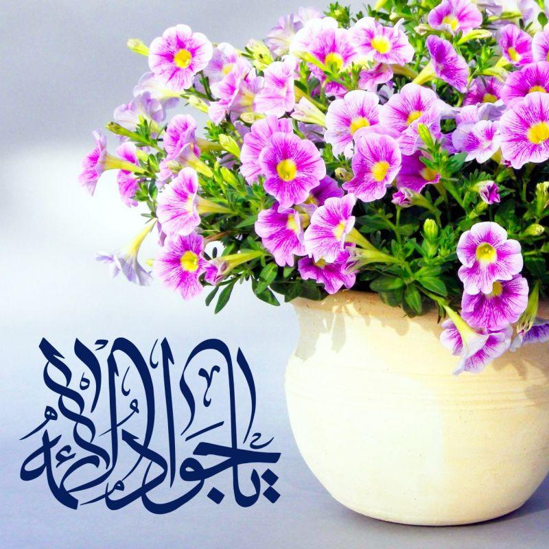 میلاد باسعادت امام جواد علیه السلام مبارک باد