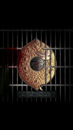 زندان، خواستنی تر از زیر پرچم شیطان رفتن است..  #تسلیت_ایام