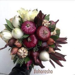 سلام، صبحتون بخیر، دسته گل برای خواستگاری آوردم، هر کس لازم داره برداره :)