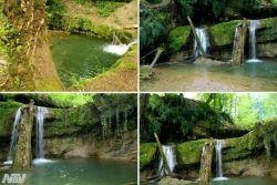 هفت آبشار در مازندران  #ایران بدون سانسور