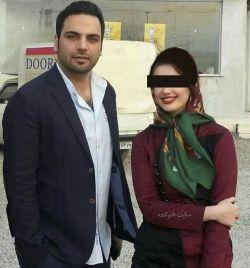 شایعه ازدواج علی خانی با این عکس شروع شد ..