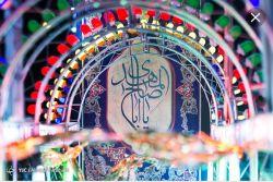نیمه شعبان تولد منجی عالم بشریت بر عاشقان حضرت مبارک