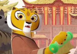 انیمیشن کوتاه پاندای کونگ فو کار: اسرار طومار  www.filimo.com/m/HseJ0