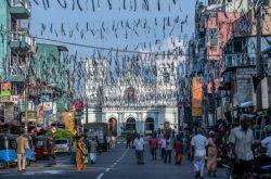 بمب گذاری های سریلانکا توسط داعش
