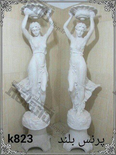 مجسمه پرنس ایستاده فایبرگلاس مجسمه ایستاده پلی استر مجسمه های ایستاده رزین برای دکور محوطه و دکور باغ و تالار