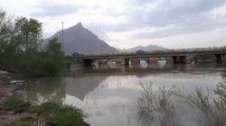 انتهای سفر و عکسی از کوه زیبای لجور و پل دوآب در استان مرکزی
