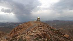 مقبره شهدای گمنام کوه سرخه اراک