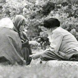 خاطره ای شنیدنی از زبان خانم دباغ از امام خمینی ره