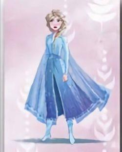 Frozen 2 - Elsa