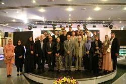 نهمین جشنواره مجریان و هنرمندان صحنه ایران ،تهران ،هتل هما