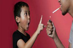 》راهکار... نه گفتن را به کودک بیاموزید...  #کودکان_در_معرض_سیگار  موضوع: #سیگار_و_دخانیات ... #همسنگر ما شوید سروش:   sapp.ir/sangarnarm لنزور:      lenzor.com/sangarnarm