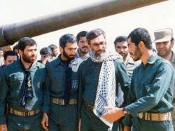 خاطره ای زیبا از لباس نظامی رهبر ... #نظرات