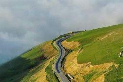 جاده ییلاقی جهانگیریه   گیلان