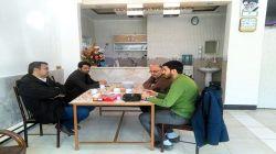 سوّمین جلسه هماهنگی یادواره شهدای دانشگاه فرهنگیان شهید آیت جزئیات بیشتر در Https://Ayatbso.ir