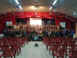 برگزاری یادواره شهدای دانشگاه فرهنگیان شهیدآیت نجف آباد جزئیات بیشتر در Https://Ayatbso.ir