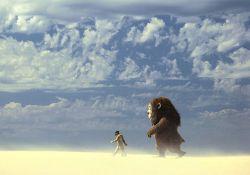 فیلم سینمایی جایی که موجودات وحشی هستند  www.filimo.com/m/J6SYk