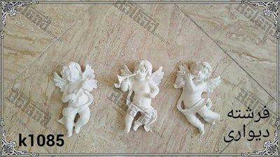فرشته های دیواری پلی استر | فرشته گیتاری پلی استر |فرشته شیپوری پلی استر