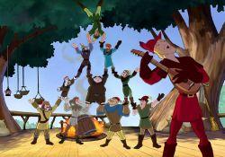انیمیشن تام و جری : رابین هود و موش خوش شانس   www.filimo.com/m/fSAb8