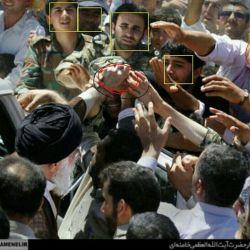 ماشالا جوون ایرانی... دست تو دست رهبر برای پیشرفت كشور...