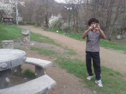جنگل های وحشی آذربایجان شرقی قره داغ
