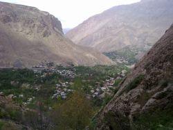 روستای ییلاقی شاهاندشت - آمل