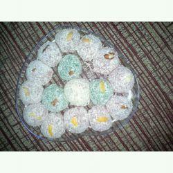 شیرینی شیرازی...(باسلوق)