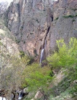آبشار شاهاندشت -آمل