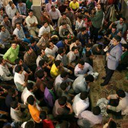 جشن میلاد امام زمان عج حاج محمدرضا طاهری