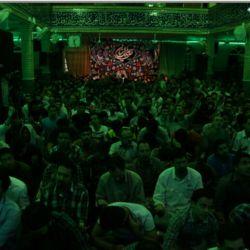مراسم احیای شب نیمه شعبان با سخنرانی استاد رایفی پور  حاج محدرضا طاهری  کربلایی حسین طاهری