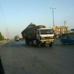 گوشه ای از قدرت نیرو دریایی سپاه - استان بوشهر-شهرستان کنگان
