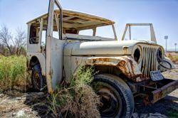 ماشین قدیمی
