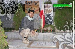 شهید محمد غفاری-شهادت 1390؛تپه جاسوسان؛درگیری با اشرار پژاک..از شهدای صابرین