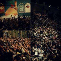شب سوم ماه مبارک رمضان  مسجد ارک