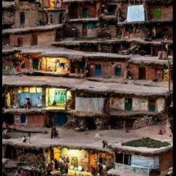 چه زیبا ست زندگی روستایی