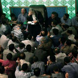 شب ششم ماه مبارک رمضان  مسجد ارک