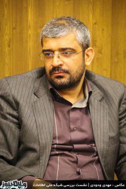 دکتر علیرضا شاهمیرزایی، عضو حقیقی شورایعالی فضای مجازی | نشست بررسی فرصتها و چالشهای شبکه ملی اطلاعات | بیشتر: http://weblognews.ir/news/41532