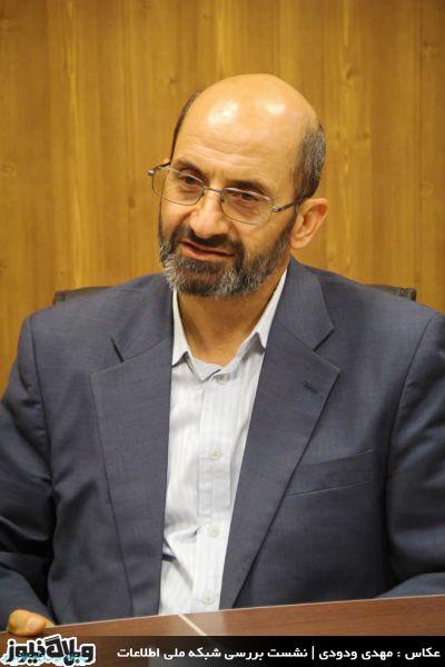 دکتر رسول جلیلی، عضو حقیقی شورایعالی فضای مجازی | نشست بررسی فرصتها و چالشهای شبکه ملی اطلاعات | بیشتر: http://weblognews.ir/news/41532