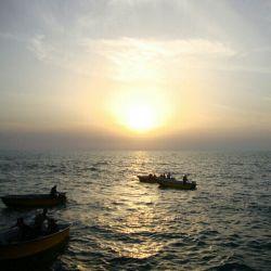 غروب بوشهر.........;-)