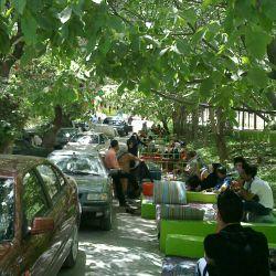 باغ بهشت درآبشار یاسوج