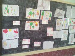 نقاشی بچه های ابتدایی